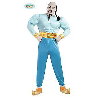 Genie Genie fles geest kostuum heer kostuum kostuum
