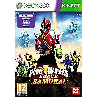 Power Rangers Super Samurai (Kinect) (Xbox 360)-fabriek verzegeld