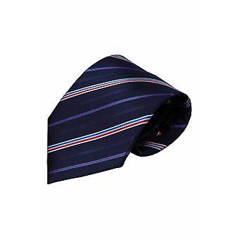 Gravata azul Eddo 01