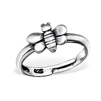 Bee - 925 Sterling Silver Rings - W28088x