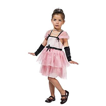 Costume di Hollywood stelle bambino che bambini stelle Diva dress