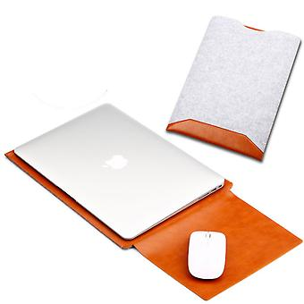 Leather Laptop Cover for MacBook pro 16 tum, 2019