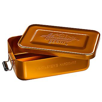 Gentlemen's Hardware Small Aluminium Lunch Tin