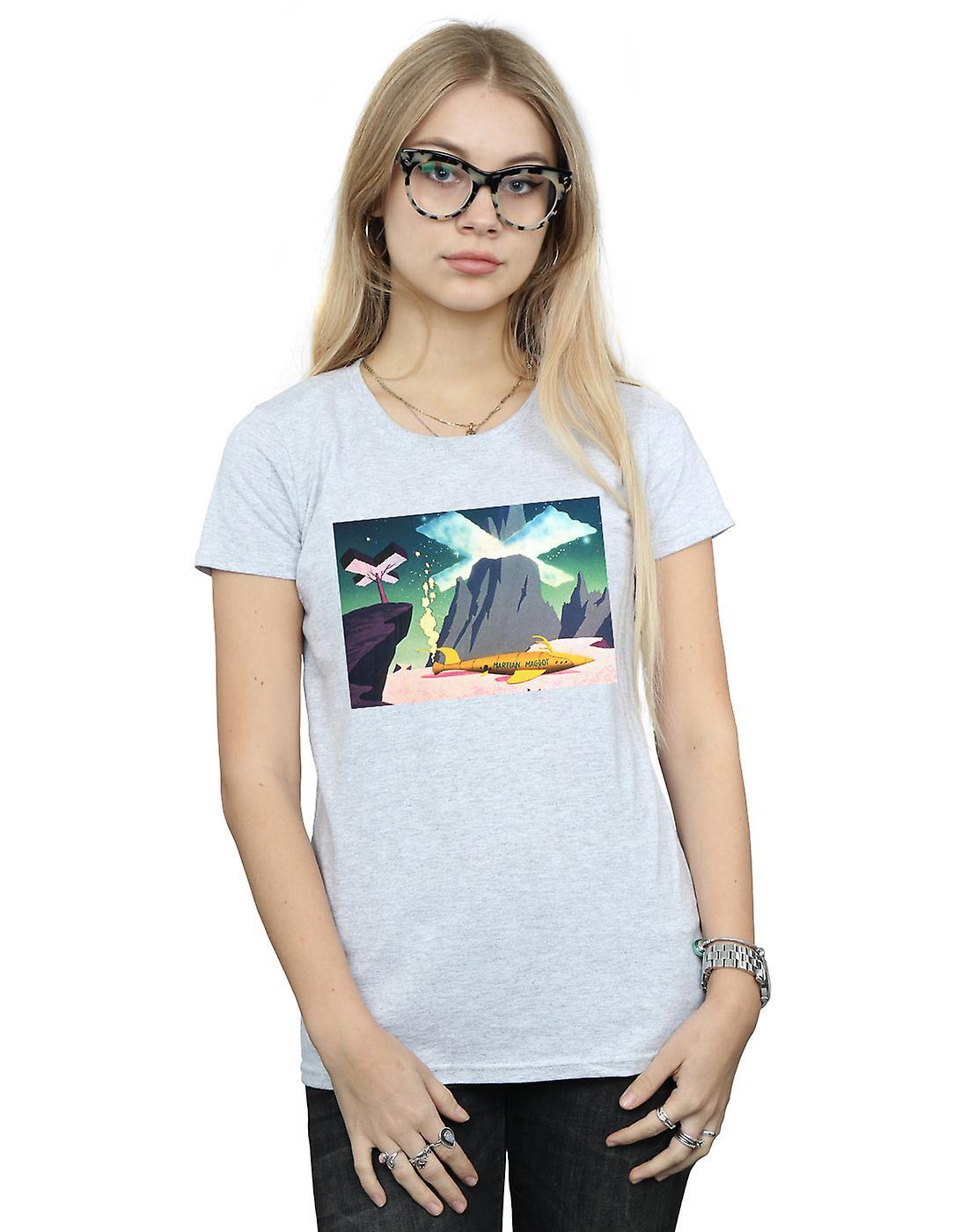 Looney Tunes Women's Martian Maggot T-Shirt