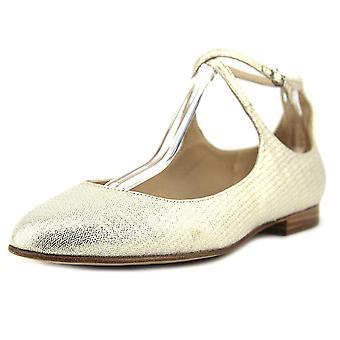 Via Spiga Womens Yovela Closed Toe Ankle Wrap Espadrille Flats