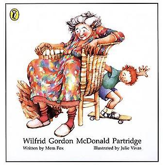 Wilfrid Gordon Mcdonald Rebhuhn von Mem Fox - J. Vivas - 97801405058