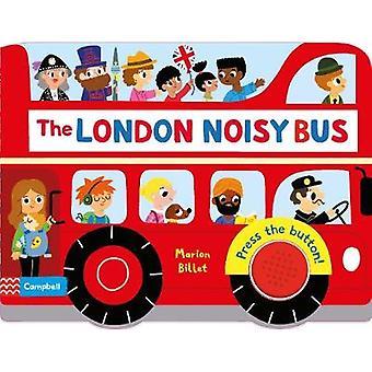 لندن حافلة صاخبة من الخام ماريون-كتاب 9781509829040