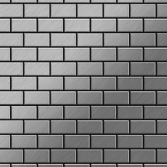 Metal mozaik rozsdamentes acél ötvözet ház-S-S-MB