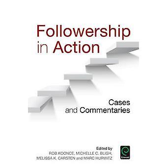 Volgelingschap in actie - behuizingen en de commentaren door Melissa K. Carsten