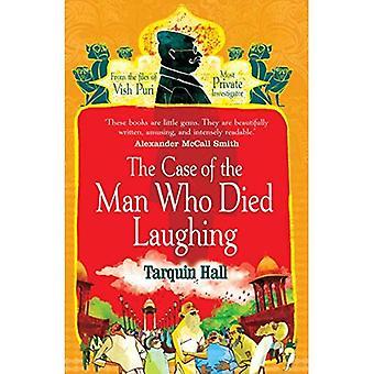 I fallet med mannen som dog skratta