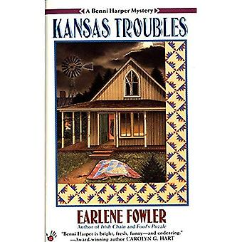 Kansas Troubles (A Benni Harper Mystery)