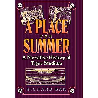 Posto per l'estate una storia narrativa della Tiger Stadium