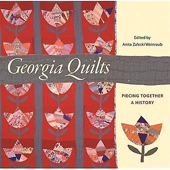 Georgië dekbedden: Patchwork samen een geschiedenis (Wormsloe Stichting publicaties)