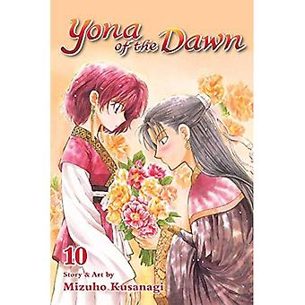 Yona Dawn, julkaisu 10