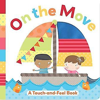 En mouvement: un livre de Touch-And-Feel