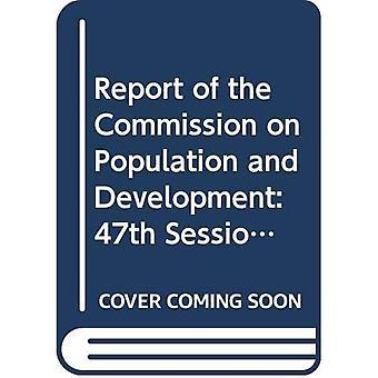 Commissie over bevolking en ontwikkeling: verslag van de veertig-zevende zitting (26 April 2013 en 7-11 April 2014...