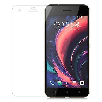 Cadorabo Tank Foil for HTC Desire 10 PRO - Protective Film in KRISTALL KLAR - Tempered Display Protective Glass in 9H Hardness with 3D Touch Compatibility