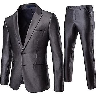 Costume Slim Fit tailleur Cloudstyle hommes