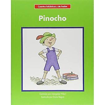 Pinocho (begin te lezen, Spaanse sprookjes & Folklore)