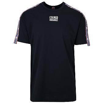 Colmar Navy Logo T-Shirt