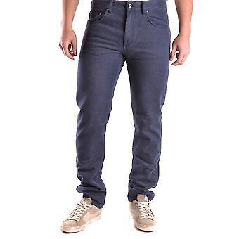 Gant Ezbc144025 Uomini's Blue Denim Jeans