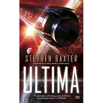 Ultima by Stephen Baxter - 9780451467737 Book