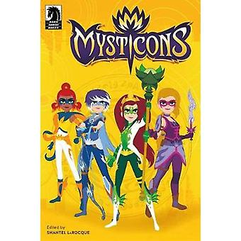Mysticons Volume 1 by Mysticons Volume 1 - 9781506706474 Book