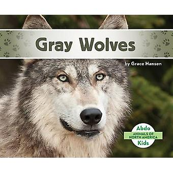 Gray Wolves by Grace Hansen - 9781680801101 Book