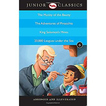 Junior Classic - The Mutiny of the Bounty - the Adventures of Pinocchi
