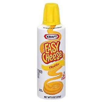 Kraft Easy Cheese Squeeze Może Cheddar Smak