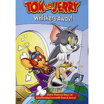 Tom & Jerry-Whisker's Away [DVD] USA tuonti