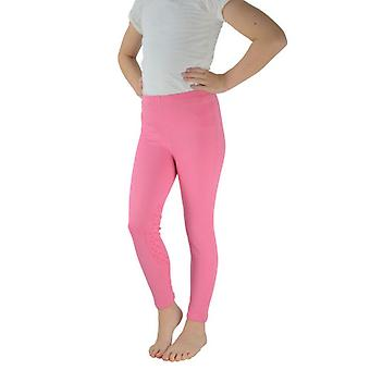 HyPERFORMANCE Childrens/Kids Georgia Silicone Knee Riding Tights