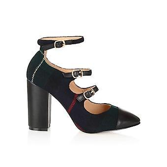 Battersea Tartan sko