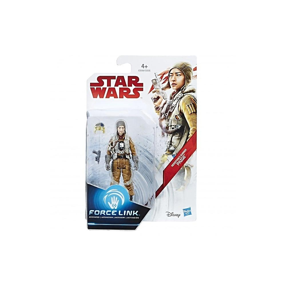 Star Wars E8 3,75 inch Force länk siffra (Paige)