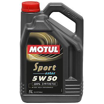Motul 102716 Synthetic Engine Oil