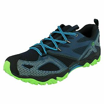 Mens Merrell Performance Trainers Grassbow Rider