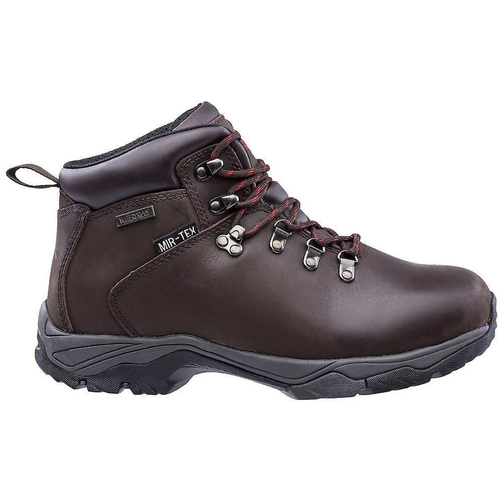 Hawkridges Menns Skinn Walking Boot