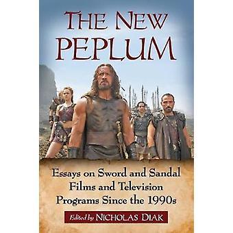 Uusi Peplum - miekka ja sandaali Elokuvat ja televisio Progr esseitä