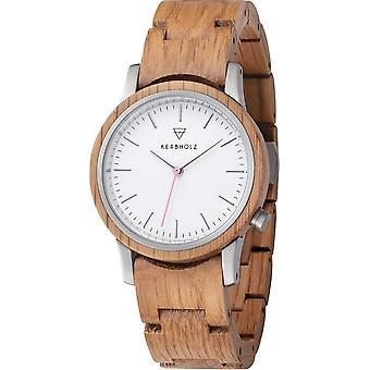 Kerbwood - Wristwatch - Unisex - Wilma - 4251240410012