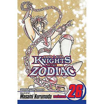 Knights of the Zodiac (Saint Seiya) - Volume 26 by Masami Kurumada -