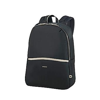 SAMSONITE BACKPACK 14.1' (BLACK/SAND) -NEFTI� Zaino Casual - 44 cm - Nero