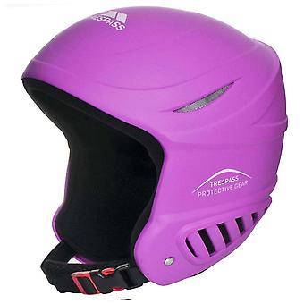 Overtreding meisjes Belker Snowsport Ski Snowboard helm roze