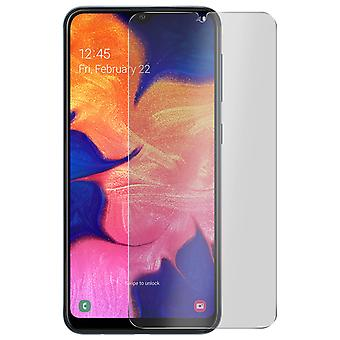 Samsung Galaxy A10 Screen Protector Tempered Glass 9H Clear Anti-Breakage Qdos
