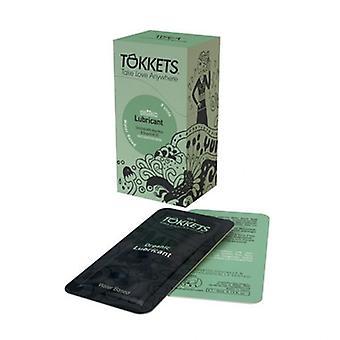 Toka Bio-Wasser-basierte Grapefruitöl Schmiermittel - 8 Sachets