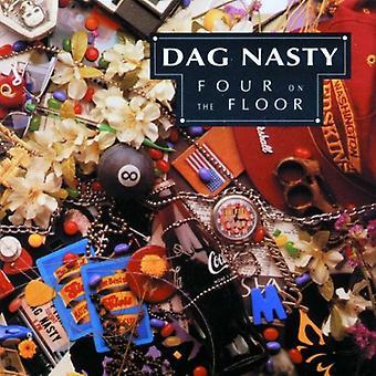 Dag Nasty - Four on the Floor [CD] USA Import