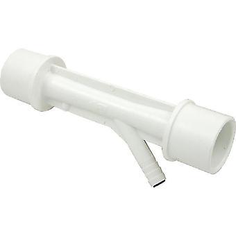 الممر المائي 670-3000 0.75 بوصة زلة أو 1 بوصة حنفية x.37 بوصة بارب الأوزون حاقن