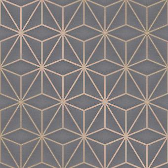 Pulso estrela geo wallpaper Fine decor