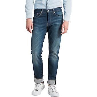 Levi's 511 Slim Fit Denim Jeans Limerick Blau 53