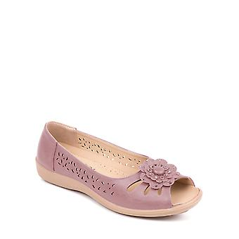 Chums Open Toe Slip On Sandal