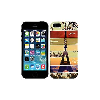 Shell For IPhone 5 / 5s Pattern Eiffel Tower